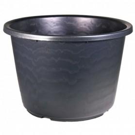 Speciekuip Rond Zwart 30 liter