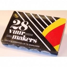 Aanmaak blokjes (DS) 28 stuks