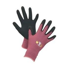 Werkhandschoen kinder Roze MT 8-11jaar