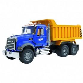 028152/Mack Granite vrachtwagen