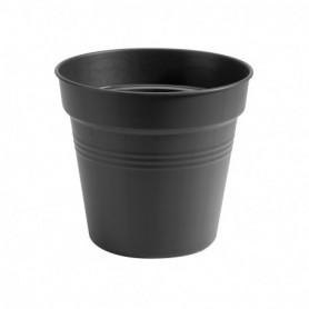 Bloempot ELHO Bloempot Growpot black D21H19 4L