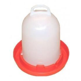 kippendrinkbak  kunststof Ophang-drinktoren 5,5 liter