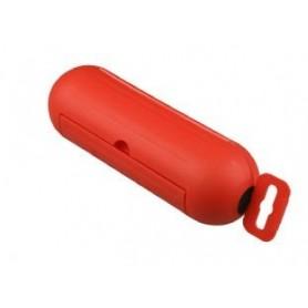 Stekkerbox rood