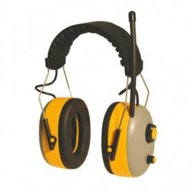 Gehoorbescherming met radio