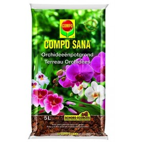 Potgrond Compo Orchideeen 5 liter