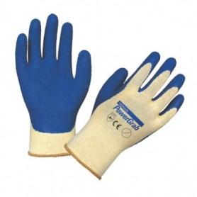 Werkhandschoen PowerGrab keron blauw 7 (S)