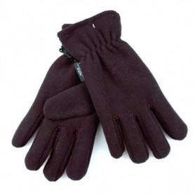 Handschoen Winter Fleece zwart XL
