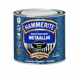 Hammerite Hamerslag H160 Zwart 250 ML