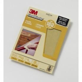 Schuur 3M SB Schuurpap.Goud 69024 Set A 3180