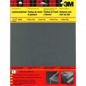 Schuur 3M Schuurpapier Zwart 9085 Set A 4600