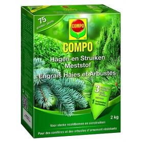 Compo Coniferen&Hagen Meststof 2 kg
