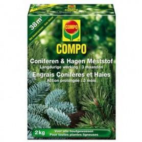 Compo Coniferen&Hagen Meststof 800 gram