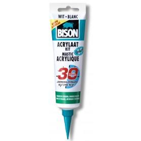 Kit Bison Acrylaatkit 30 Min Wit 150 ml Tube