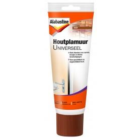 Alabastine Houtplamuur Universeel 400 gram Tube