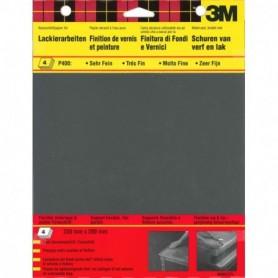 Schuur 3M Schuurpapier Zwart 9086 Set A 4400