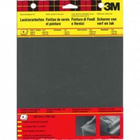 Schuur 3M Schuurpapier Zwart 9088 Set A 4ASSORTI