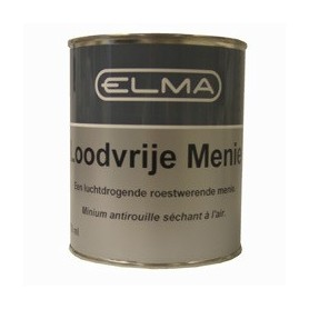 Verf Elma Grondverf Loodvrije (oranje) 750 ML