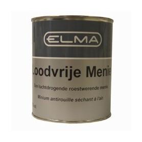 Verf Elma Grondverf Loodvrije (oranje) 2,5 liter