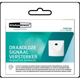 Klik aan signaalversterker ip56 aex-701