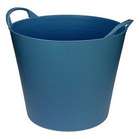 Kuip Flexibel Lichtblauw 10 liter