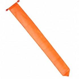 Vlag Wimpel Oranje 175 cm
