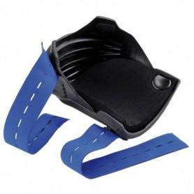 Kniebeschermer Harmonica rubber kort