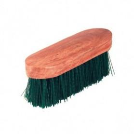 Borstel paarden Manenborstel houten rug