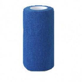 Hoef Bandage Verband zelfklevend EuroFarm Blauw 10 cm