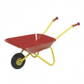 Kruiwagen Kinder Rolly Toys ijzer Rood
