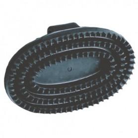 Borstel Paardeborstel rubber