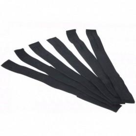 Kniebeschermer  Riempje Zwart Elastiek
