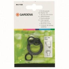 Gardena 1124 Ringenset rubber 3/4