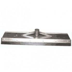 Mestschuif RVS 55 cm