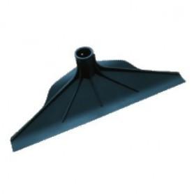 Stalkrabber kunststof Blauw 35 cm