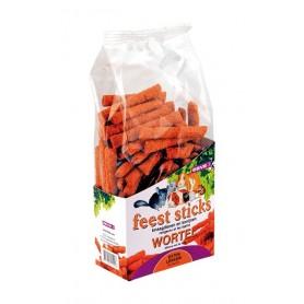Esve sticks knaagdier feeststicks wortel 150 g