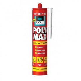 Kit Bison Poly Max Express Wit 435 gr Koker