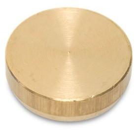 Klem BONFIX AFSLUITPLAATJE 15 mm