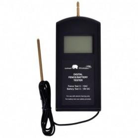Afrasteringtester pulsara Digitale voltmeter