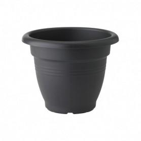 Bloempot Campana  Green Basics black D48H38 34,4L