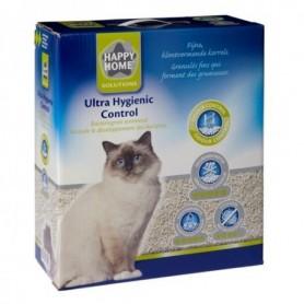 Kattenbakvulling Happy Home Ultra Hygienic Control 10 liter