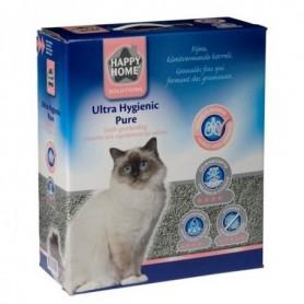 Kattenbakvulling Happy home Ultra Hygienic Pure 10 liter