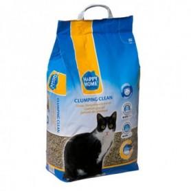 Kattenbakvulling Happy home Schoon en fris Klontvormend 20 liter