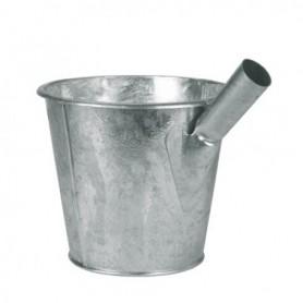Schepemmer met dul verzinkt 6,5 liter