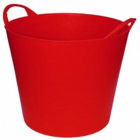 KUIP FLEXIBEL PAARS 40 liter