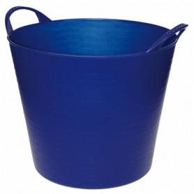 Kuip FLEXIBEL Blauw 40 liter