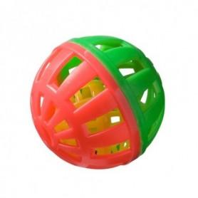 Knaagspeeltje speelbal plastic