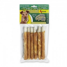 Antos Chicken D'Light Lollies 100 gram