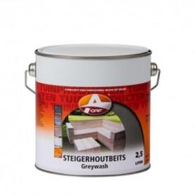 Beits Steigerhoutbeits antraciet wash 2,5 Ltr