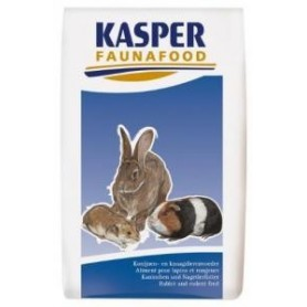 Konijnkorrel Kasper Basis / Sport 20 kg