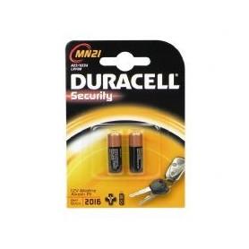 MN21 batterij tbv deur auto zwart 12V 2 blist